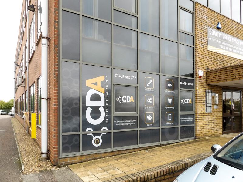 CDA - Window Graphics